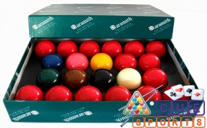 Premier Aramith Snooker Balls