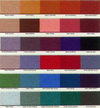 Cloth Colors