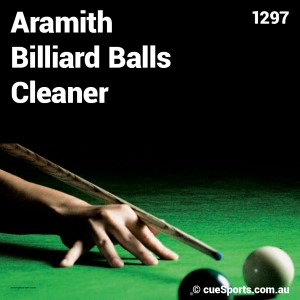 Aramith Billiard Balls Cleaner