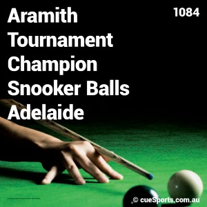 Aramith Tournament Champion Snooker Balls Adelaide