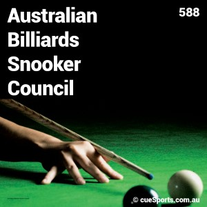 Australian Billiards Snooker Council
