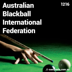 Australian Blackball International Federation