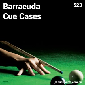 Barracuda Cue Cases