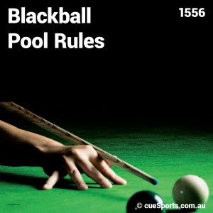 Blackball Pool Rules