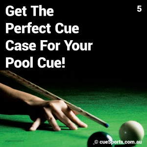 Get The Perfect Cue Case For Your Pool Cue