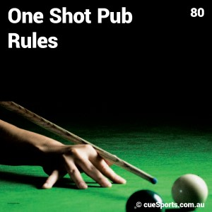 One Shot Pub Rules