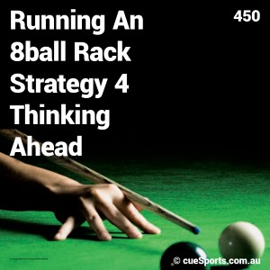 Running An 8ball Rack Strategy 4 Thinking Ahead