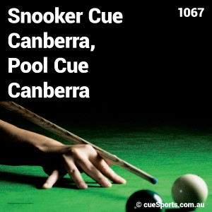 Snooker Cue Canberra Pool Cue Canberra