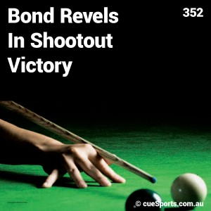 Bond Revels In Shootout Victory