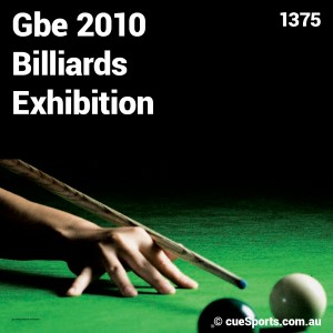 Gbe 2019 Billiards Exhibition