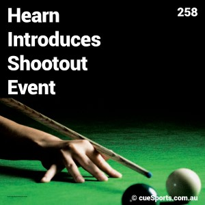 Hearn Introduces Shootout Event