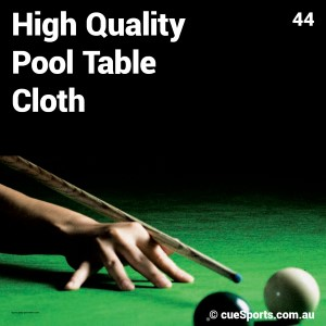 High Quality Pool Table Cloth