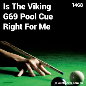 Is The Viking G69 Pool Cue Right For Me