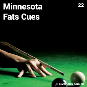 Minnesota Fats Cues