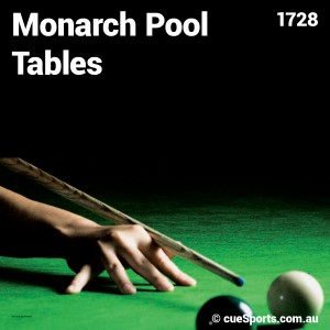 Monarch Pool Tables