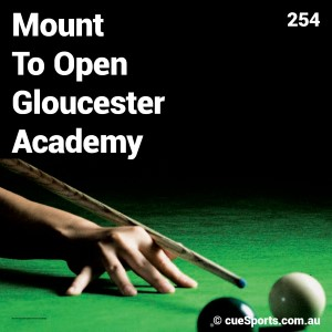 Mount To Open Gloucester Academy