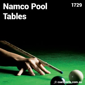 Namco Pool Tables