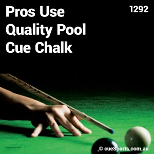 Pro S Use Quality Pool Cue Chalk