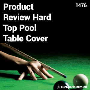 Product Review Hard Top Pool Table Cover
