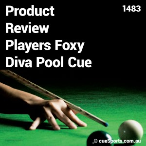 Product Review Players Foxy Diva Pool Cue