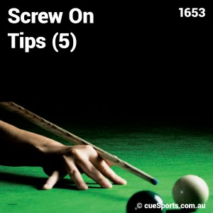 Screw On Tips 5