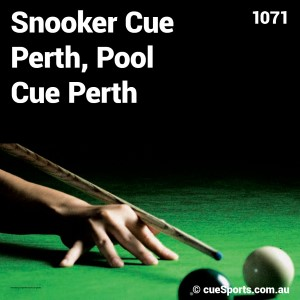 Snooker Cue Perth Pool Cue Perth