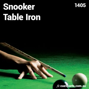 Snooker Table Iron