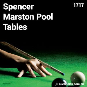 Spencer Marston Pool Tables