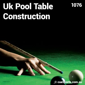 Uk Pool Table Construction