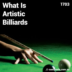 What Is Artistic Billiards