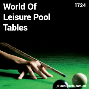 World Of Leisure Pool Tables